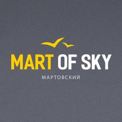 Mart of sky